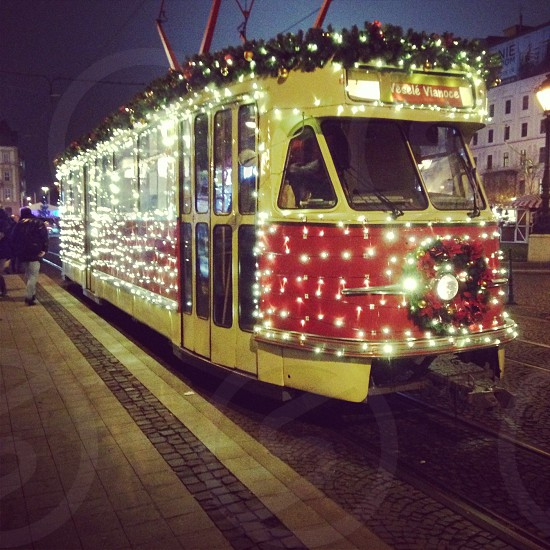 Christmas Bratislava Slovakia  photo