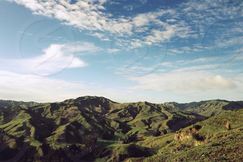 Kirikau Valley New Zealand photo