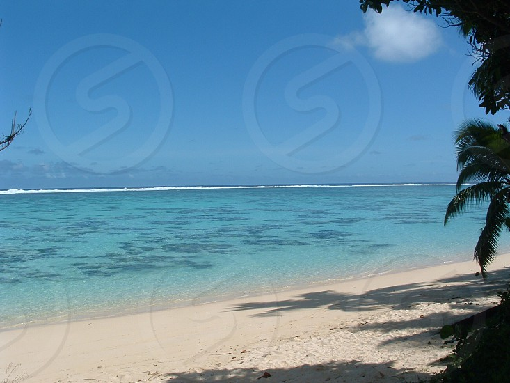 South Pacific Ocean Cook Islands photo