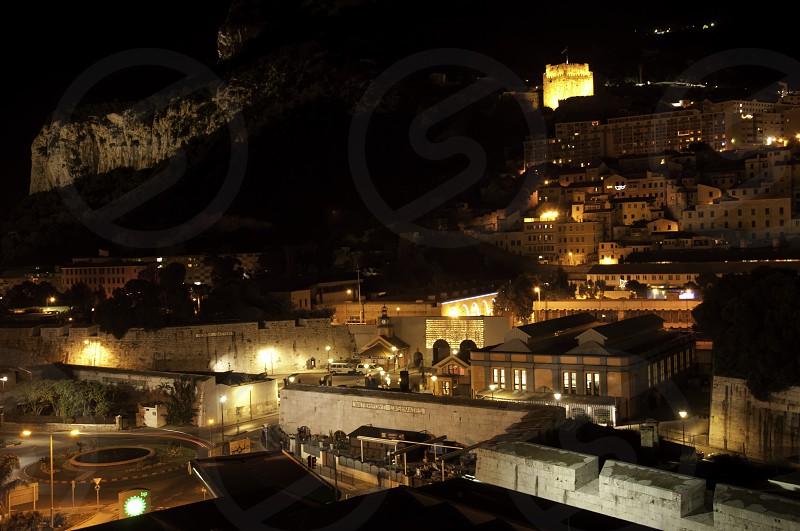 night view photo
