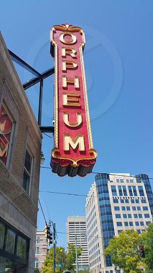 Orpheum Theater Memphis photo