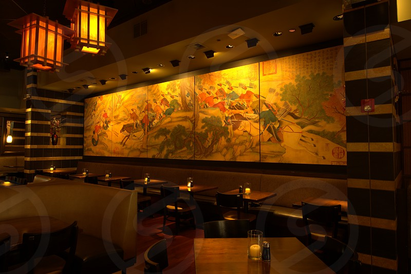 P F Changs Mural (5 of 7) photo