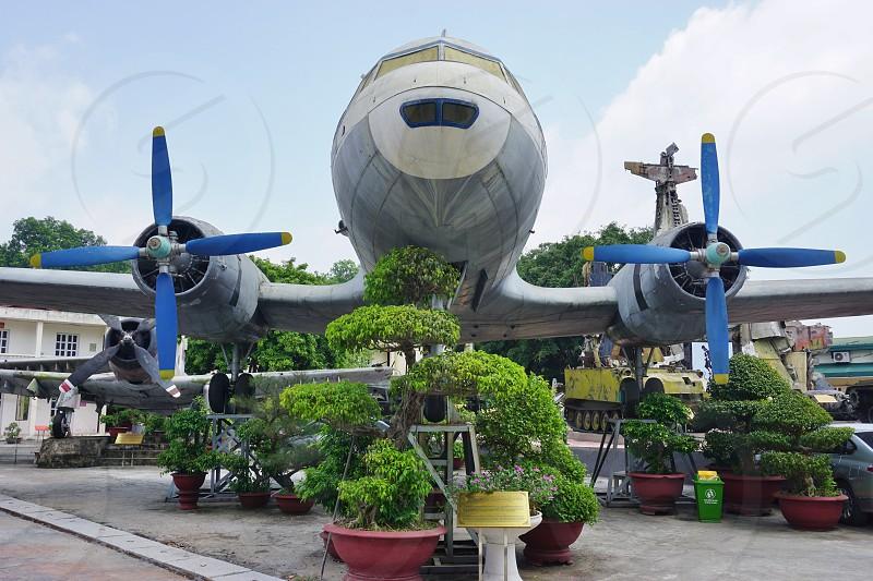 Vietnam Military History Museum - Hanoi Vietnam photo