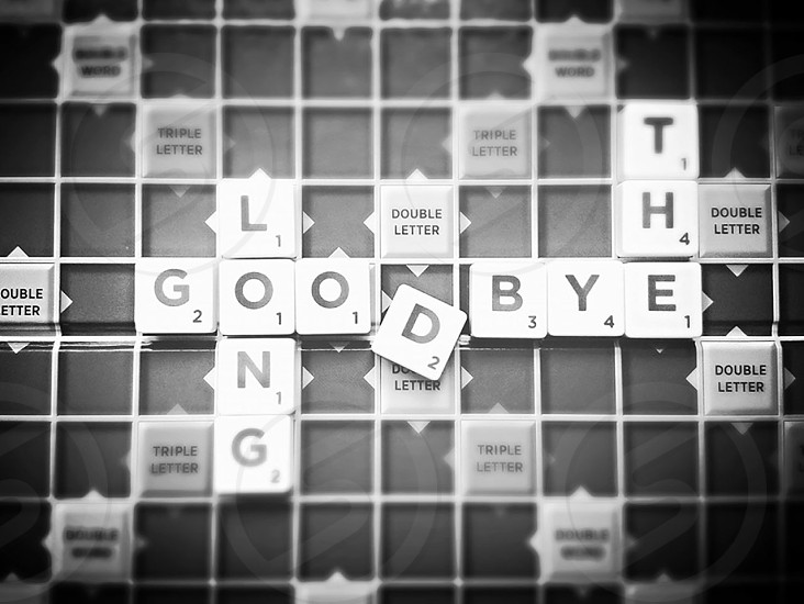 Dementia...the long goodbye. photo