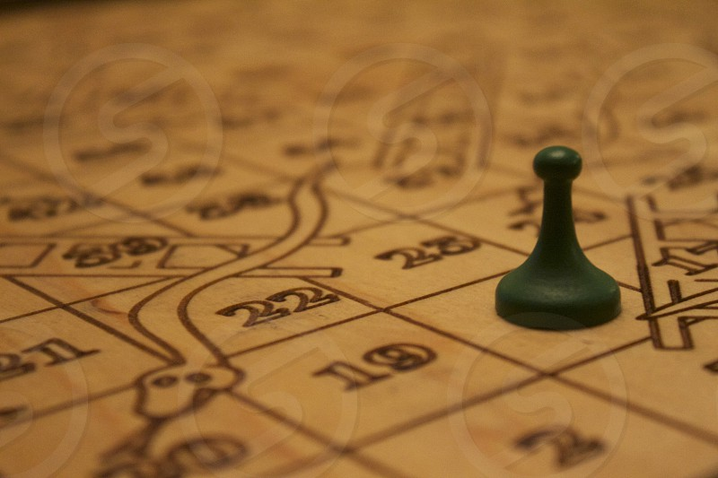 Snakes and ladders close up shot photo