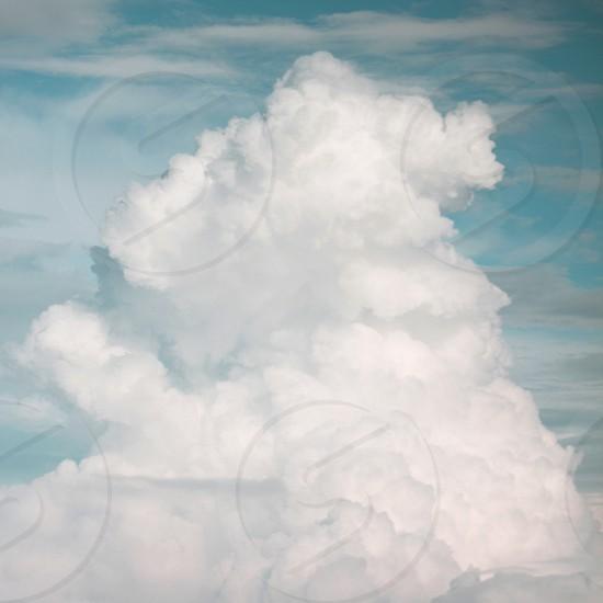 Cloud cloudy sky heaven travel high soft nature landscape photo