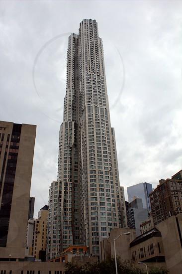 tall building lower manhattan photo