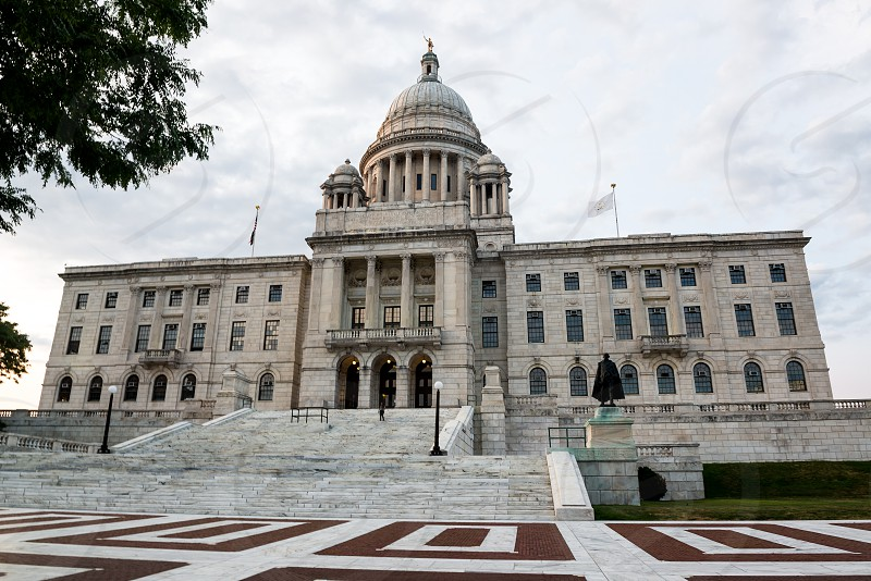 Rhode Island State House Government Building Work Professional Business Politics photo