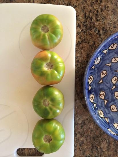 Mediterranean tomatoes  photo