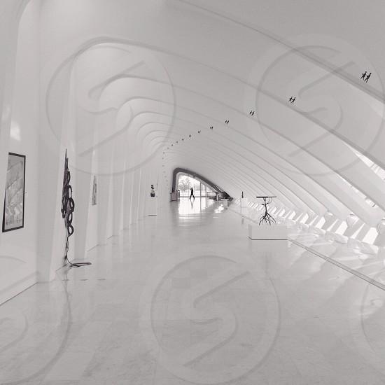 Minimal man - Milwaukee Art Museum photo