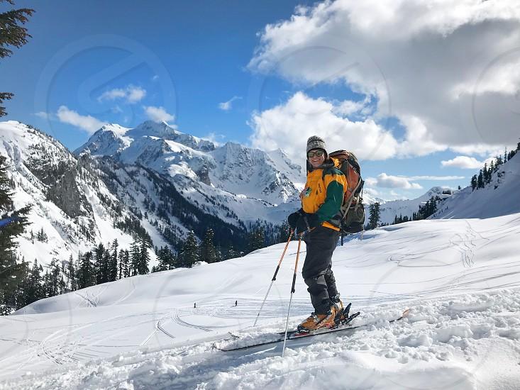 Ski day!  photo