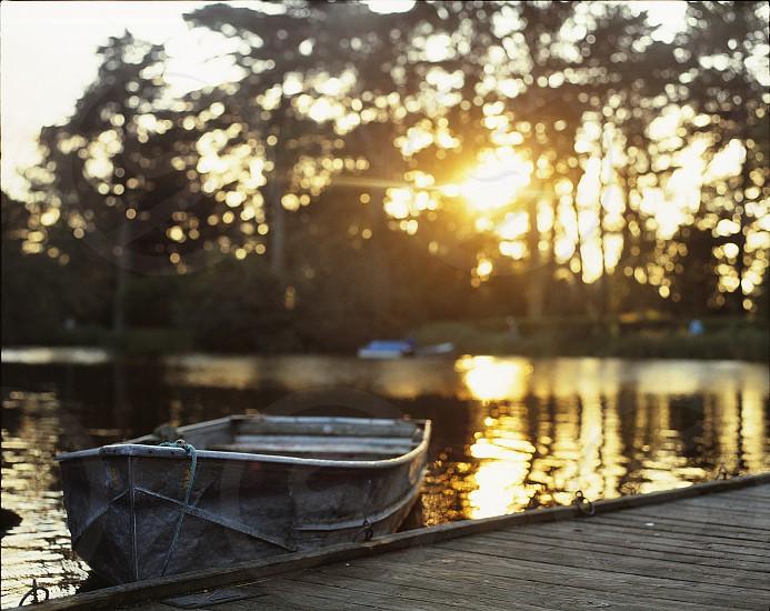 Stow Lake photo