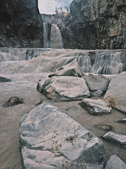 Celestial Falls Oregon photo