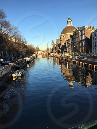 Reflections of Amsterdam  photo