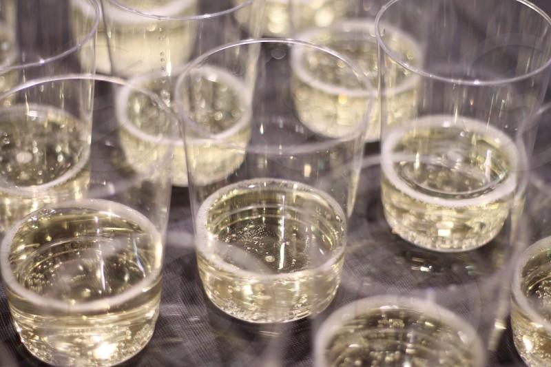 Sparkling wine photo