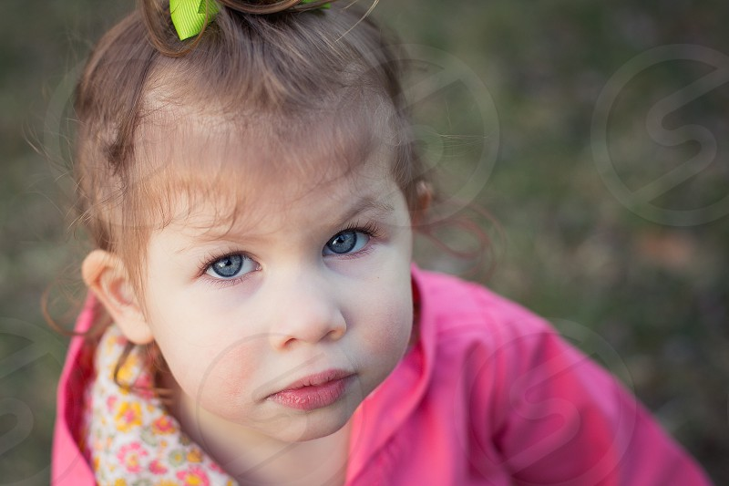 Toddler Portrait photo