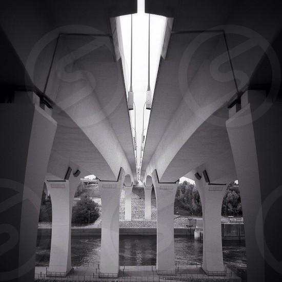 35W bridge Minneapolis.  photo
