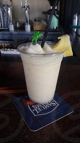 bar drink hawaii photo