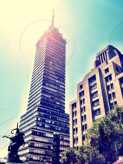 Torre Latinoamericana. México DF. photo