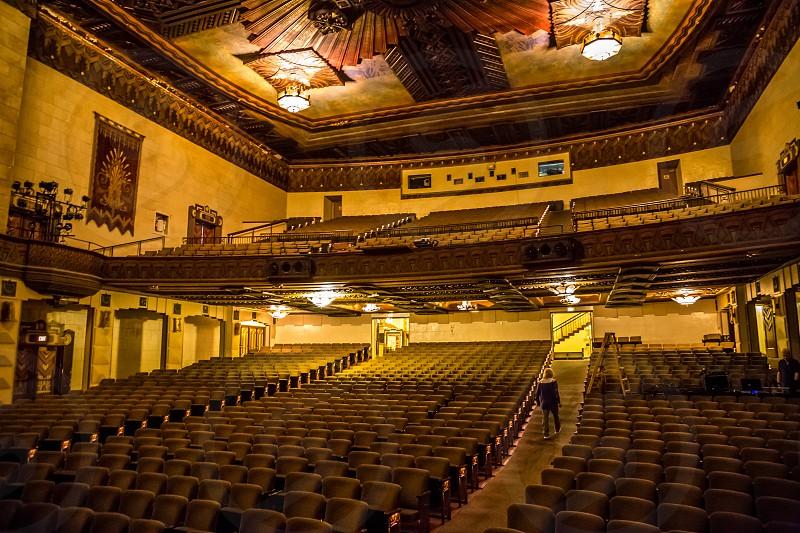 Warner Grand Theater in San Pedro CA photo