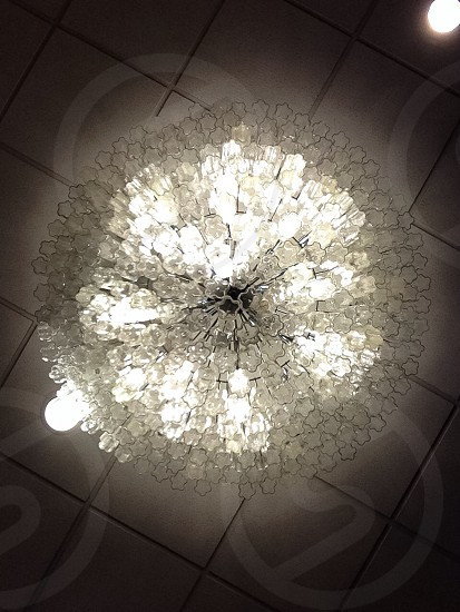 Unique Chandelier  photo