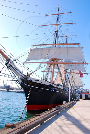 Ship - Star of India photo