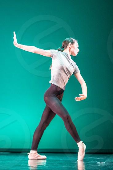 Woman Dancer photo