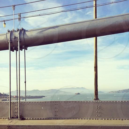 Bay Bridge San Francisco CA photo