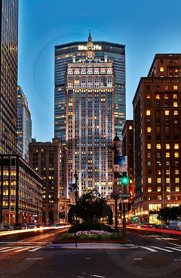 Helmsley Building in New York City photo