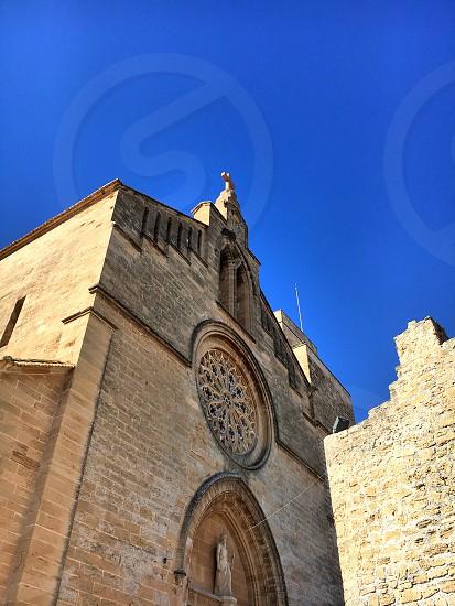 Church in Alcudia Majorca photo