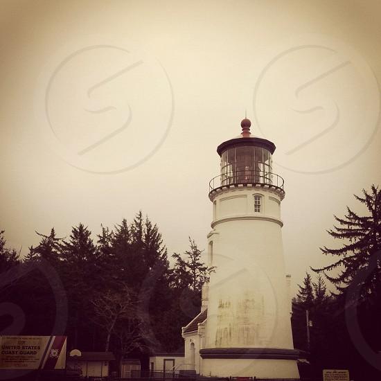 The lighthouse photo