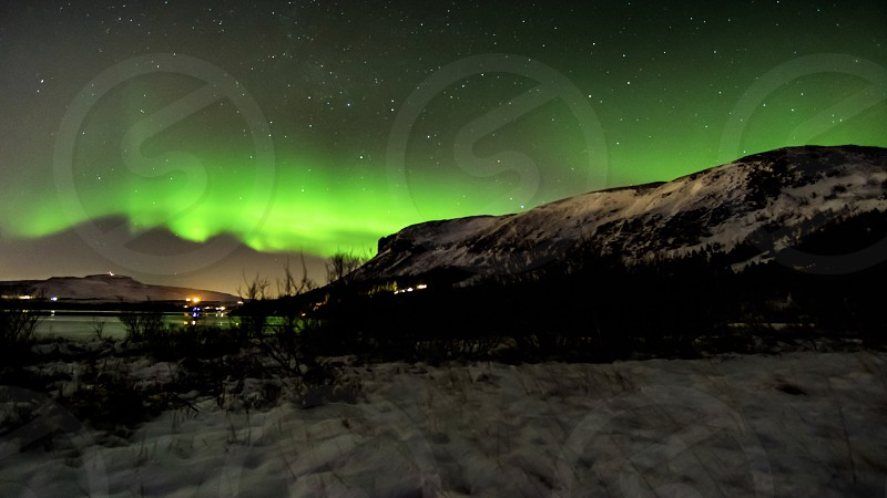 Capturing the Northern Lights! photo