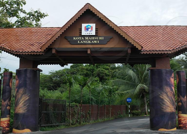 Makam Mahsuri Langkawi photo