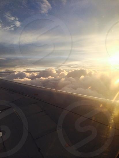 Sky High ✈️✈️  photo