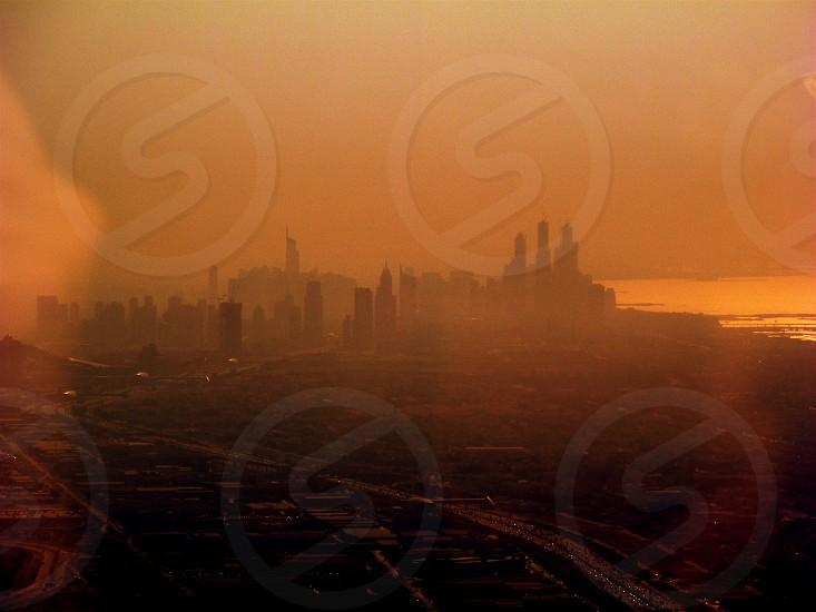 Skyscrapers View Dubai photo
