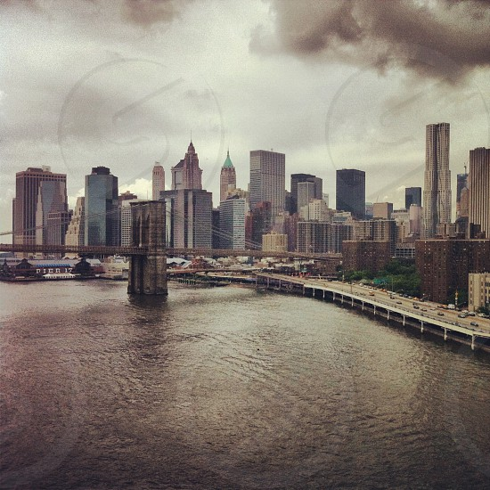 Brooklyn Bridge NYC photo
