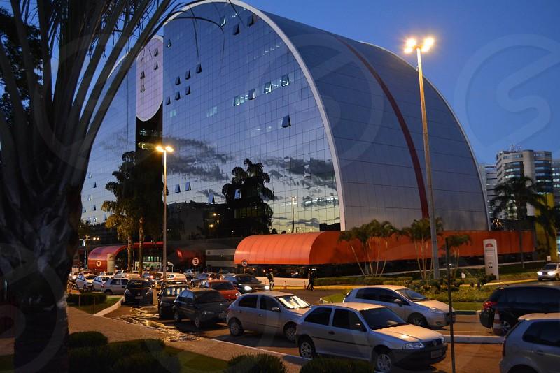 Picture I took in BrasiliaBrazil.  photo
