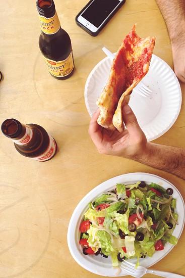 Pizza parlor  photo