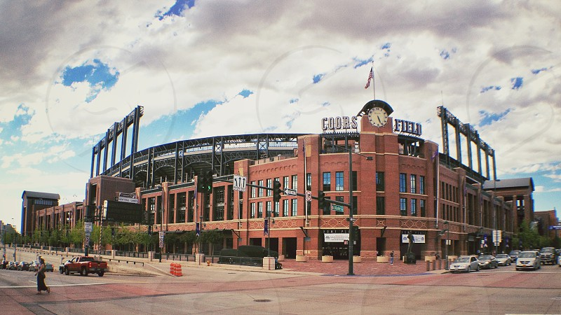 Coors Field Denver CO photo