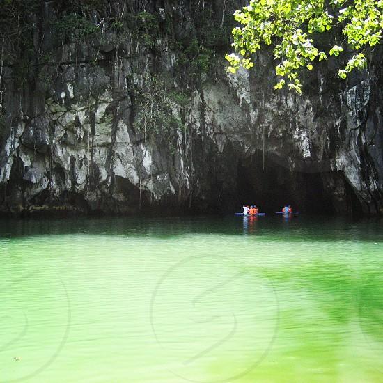 Underground River Palawan Philippines photo