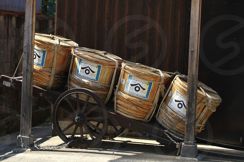 'Antique items' (2)  photo