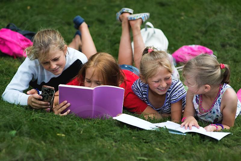 schoolgirls photo