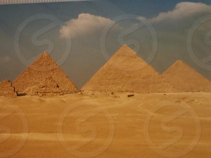 Pyramids  photo