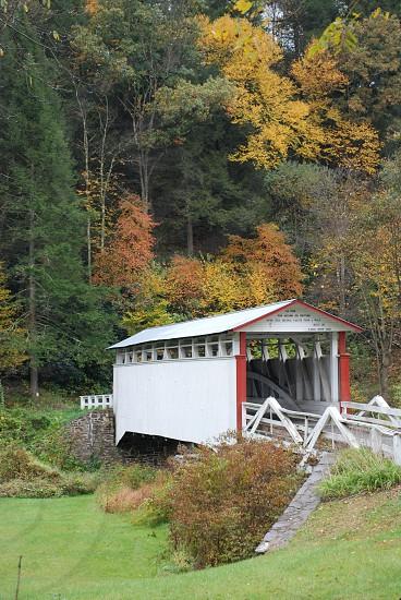 Jackson Mill Covered Bridge photo