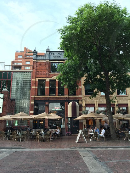 City facades  photo