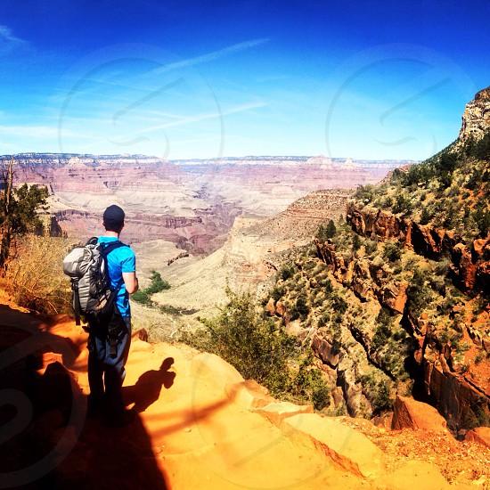Grand Canyon Gazing photo