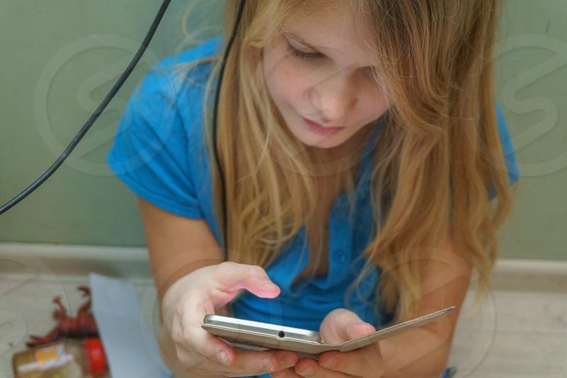 teenage photo