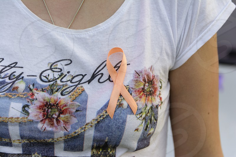 Awareness ribbons health photo