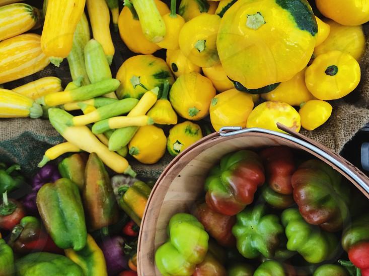vegetables food kitchen color photo