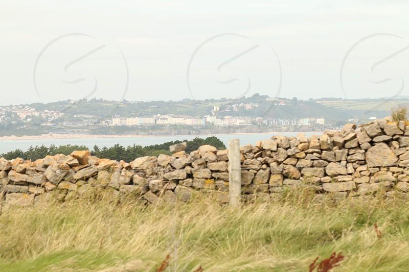 Caldey island Tenby photo